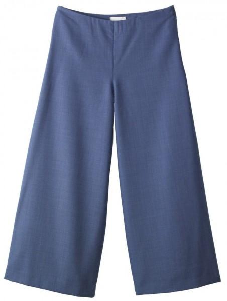 blaue 3/4 lange Hose