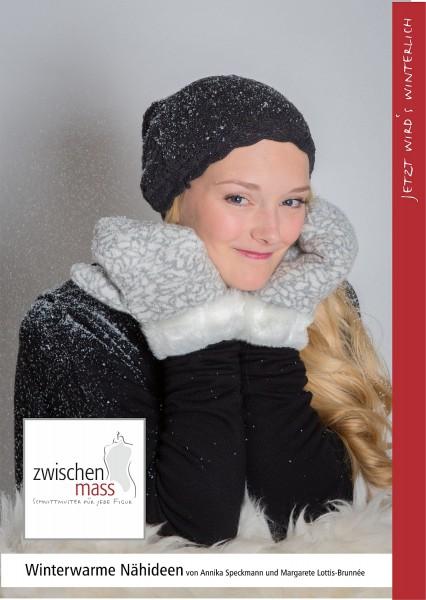 Titelabbildung Nähheft Winterwarme Nähideen