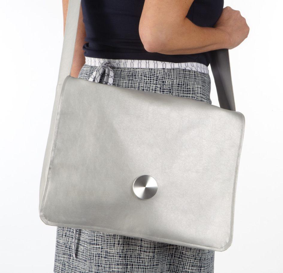 Schnittmuster Umhänge- oder Laptoptasche | Zwischenmass ...