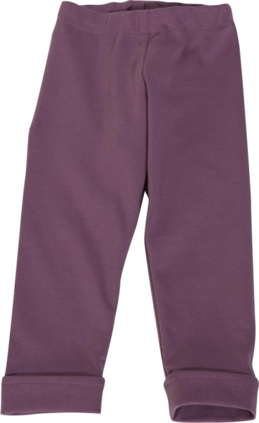 Kinderleggings in lila